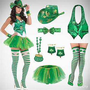 St. Patricks Sassy Cowgirl Outfit Idea - St. Patricks Day ...
