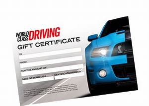race car gift certificate template gift ftempo With automotive gift certificate template