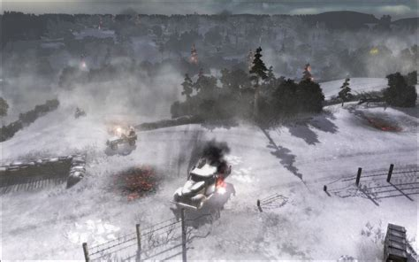 Fire and Ice - Company of Heroes Mods | GameWatcher