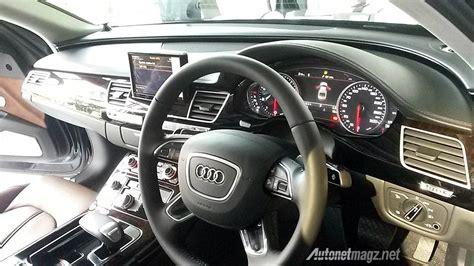 Gambar Mobil Gambar Mobilaudi A8 L by Dashboard Interior Depan Audi A8 Indonesia Audi A8l