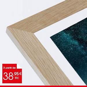 Cadre Bois 50x70 : cadre en bois tirage photo avec finition cadres en bois labophotos ~ Teatrodelosmanantiales.com Idées de Décoration