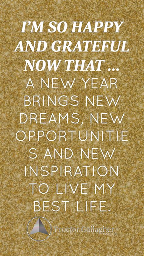 january  affirmation   month proctor gallagher