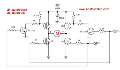 microchip picfa  bridge motor control