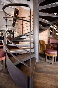 Les Formes EHI Escalier Hlicodal Industriel