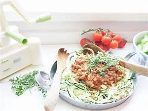 Zucchini Nudeln Schneider : zucchini nudeln zudeln oder zoodles alla bolognese die steinzeitk chin ~ Eleganceandgraceweddings.com Haus und Dekorationen