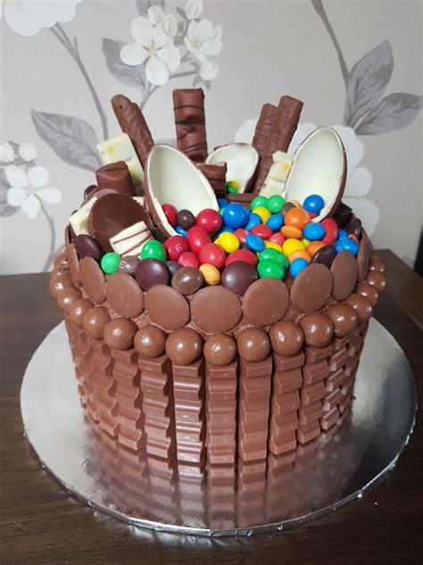 chocolate explosion cake  licious