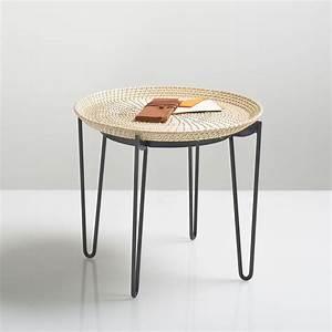 Table Basse Rotin : diff rence osier rotin bambou rotin osier farandole de meubles naturels elle d coration ~ Teatrodelosmanantiales.com Idées de Décoration