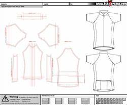 custom cycling jersey template With custom cycling jersey template