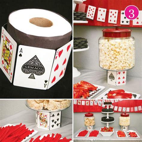 Card Party Decoration Ideas Elitflat