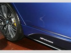 Buy BMW M Performance Rocker Panel Decals for F30 F31 3