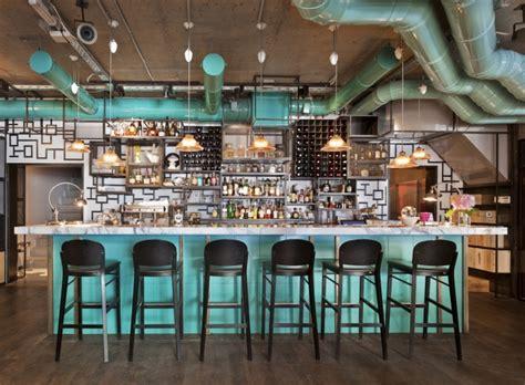 the bureau restaurant kitchen bar 15 by ph d architectural bureau moscow