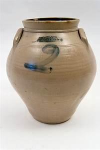 C1838-1846 ovoid jar Stoneware & Crocks Pinterest
