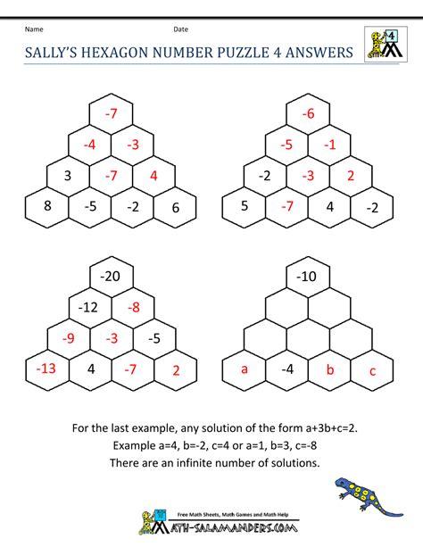 math logic worksheets high school critical thinking