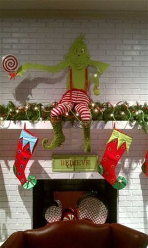grinch inspired decorating 1000 images about the grinch on