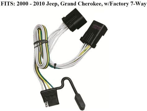 Jeep Grand Cherokee Trailer Hitch Wiring Kit