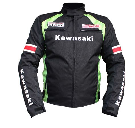 kawasaki riding jacket kawasaki motorcycle jackets summer winter men 39 s motorbike