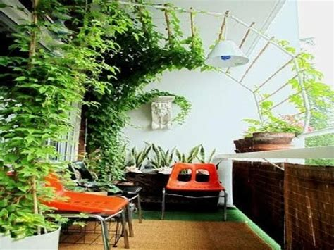 Decoration Of Terrace Garden by Simple Terrace Garden Decoration For Minimalist Home