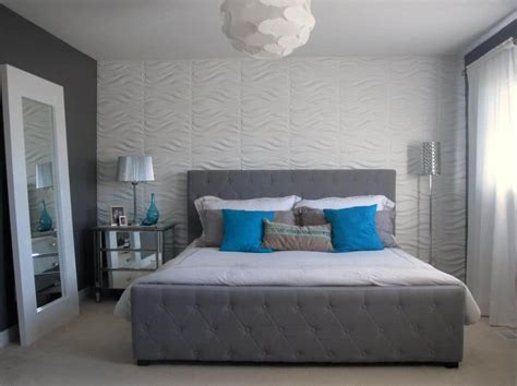 3d chambre waves design decorative 3d wall panels by walldecor3d