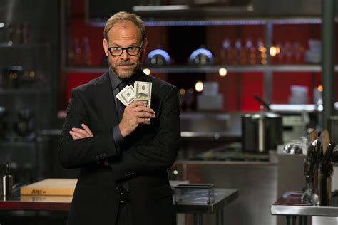 4 Reasons Why Alton Brown Makes Cutthroat Kitchen Better