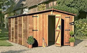 Chalet Jardin Boutique : garage en bois trait albatros autoclave abri de voiture ~ Melissatoandfro.com Idées de Décoration