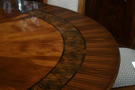 large round table large round mahogany dining room table 84 round table ebay