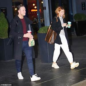 Strictly's Stacey Dooley and Kevin Clifton leave their ...
