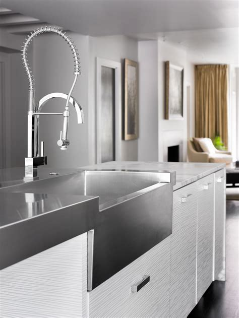 kitchen sink designs  awesome  functional faucet