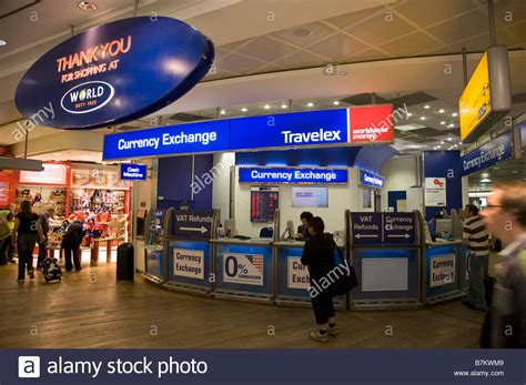 travelex exchange in heathrow terminal 5 departures after security contact directory uk