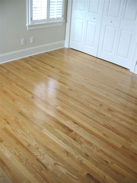 Water Based Floor Stain - oak with water based finish the house in 2019