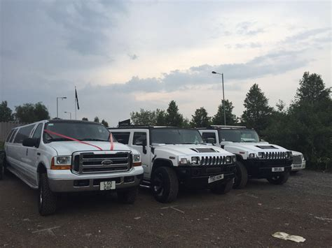 Hummer Limousine Hire by Hummer Limousine Hire Phantom Hire Leicester