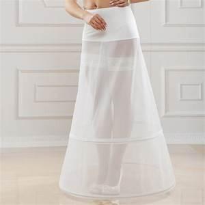 jupon mariage 2 cerceaux circ 220 cm romana instant With cerceau robe de mariée