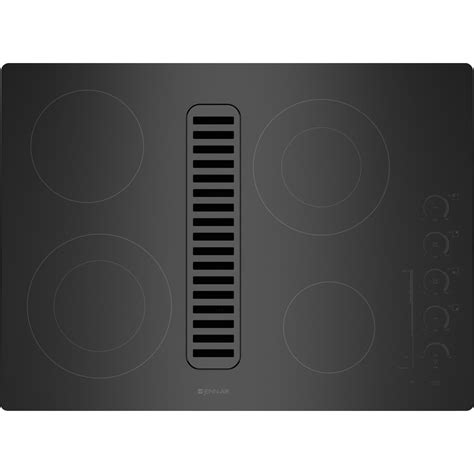 viking 36 gas range accessories jed4430wb jenn air 30 quot downdraft radiant cooktop black on