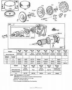 Briggs And Stratton 422707
