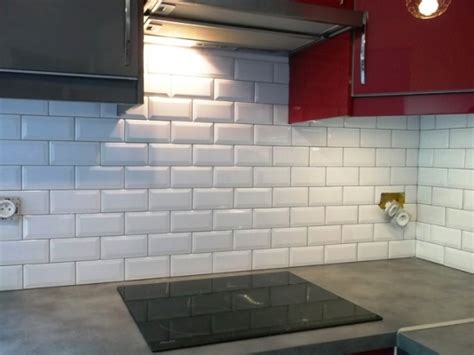 cuisine cr馘ence emejing carrelage metro bordeaux images matkin info matkin info