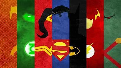 Justice League Wallpapers Desktop America Backgrounds Computer