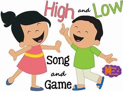 Movement Low Clipart Kindergarten Song Preschool Activities