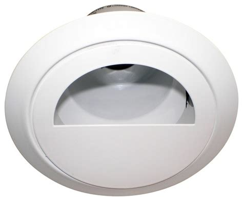 4 quot wall wash in white recessed light trim by lithonia