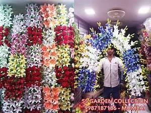 ARTIFICIAL FLOWER BORDER, FLOWER BOUQUET, FLOWERS