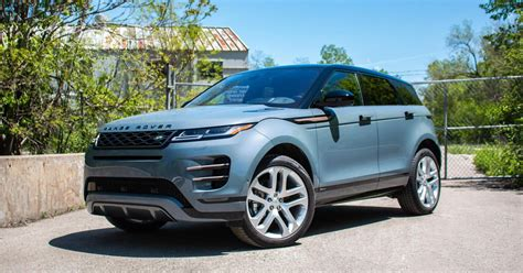 Review Land Rover Range Rover by 2020 Land Rover Range Rover Evoque Review Style Now With