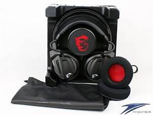 Headset Gaming Test : test msi gh70 gaming headset hardware journal ~ Kayakingforconservation.com Haus und Dekorationen