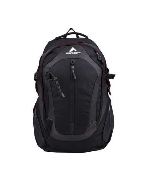 jual tas eiger daypack laptop 14 inch magma 1 black