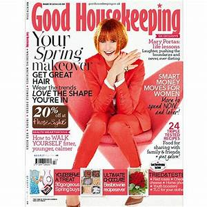 Good Housekeeping named top UK women's monthly lifestyle ...