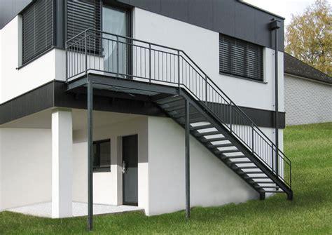 Stahltreppen Fuer Innen Und Aussen by Stahltreppen Innen Preise Wohn Design
