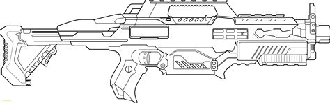 disegni da colorare nerf nerf gun coloring pages coloring pages for