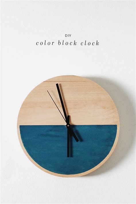 Ideas For Kitchen Wall - diy clock ideas the idea room