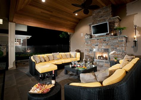 Electrical Home Design Ideas by Outdoor Electric Fireplace Options Hgtv