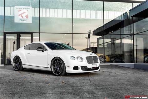 Bentley Continental Gt Le Mans Edition By Pfaff Tuning