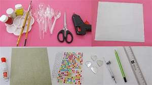 Diy recycle crafts how to make wall decor using plastic