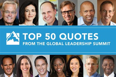 top  quotes   global leadership summit