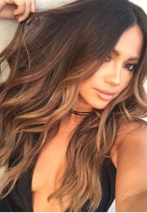 hair color ideas  brunettes  misiwe blog